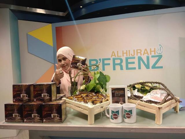 MILAGRO COFFEE PATAWALI DI ALHIJRAH B'FRENZ