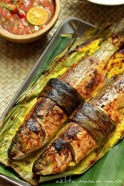 resepi ikan kembung bakar simple resep masakan khas Resepi Sambal Kicap Untuk Ikan Bakar Enak dan Mudah