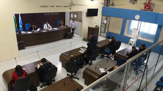 Câmara municipal de Chapadinha, veja como foi a Sessão Plenária desta terça-feira (27)