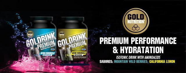 Goldrink Premium da Gold Nutrition