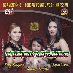 Musik Sagita Ngamen 16+18 (2015) Album cover