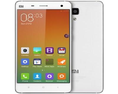 Xiaomi Mi4 với mức giá rẻ