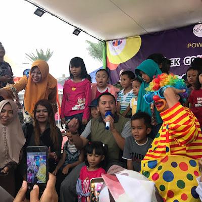 Gubernur Ridho Kunjungi Lalang Waya Market