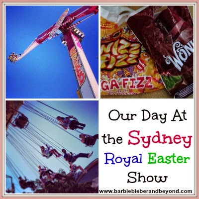 Sydney Royal Easter Show Barbie Bieber And Beyond
