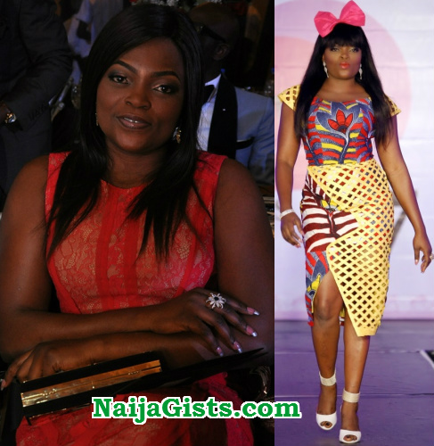 funke akindele vip birthday london