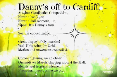 , Danny- Gym Competition Cardiff
