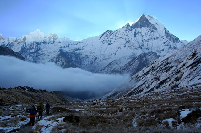 You will not be alone with trekking to everest base camp, you can join in a everest tour group or go with your best friends.
