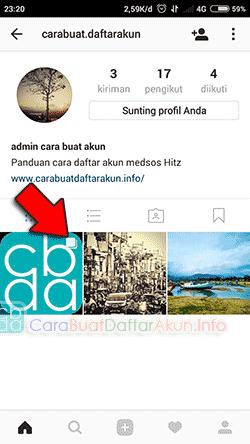 kenapa tidak bisa upload foto banyak di instagram