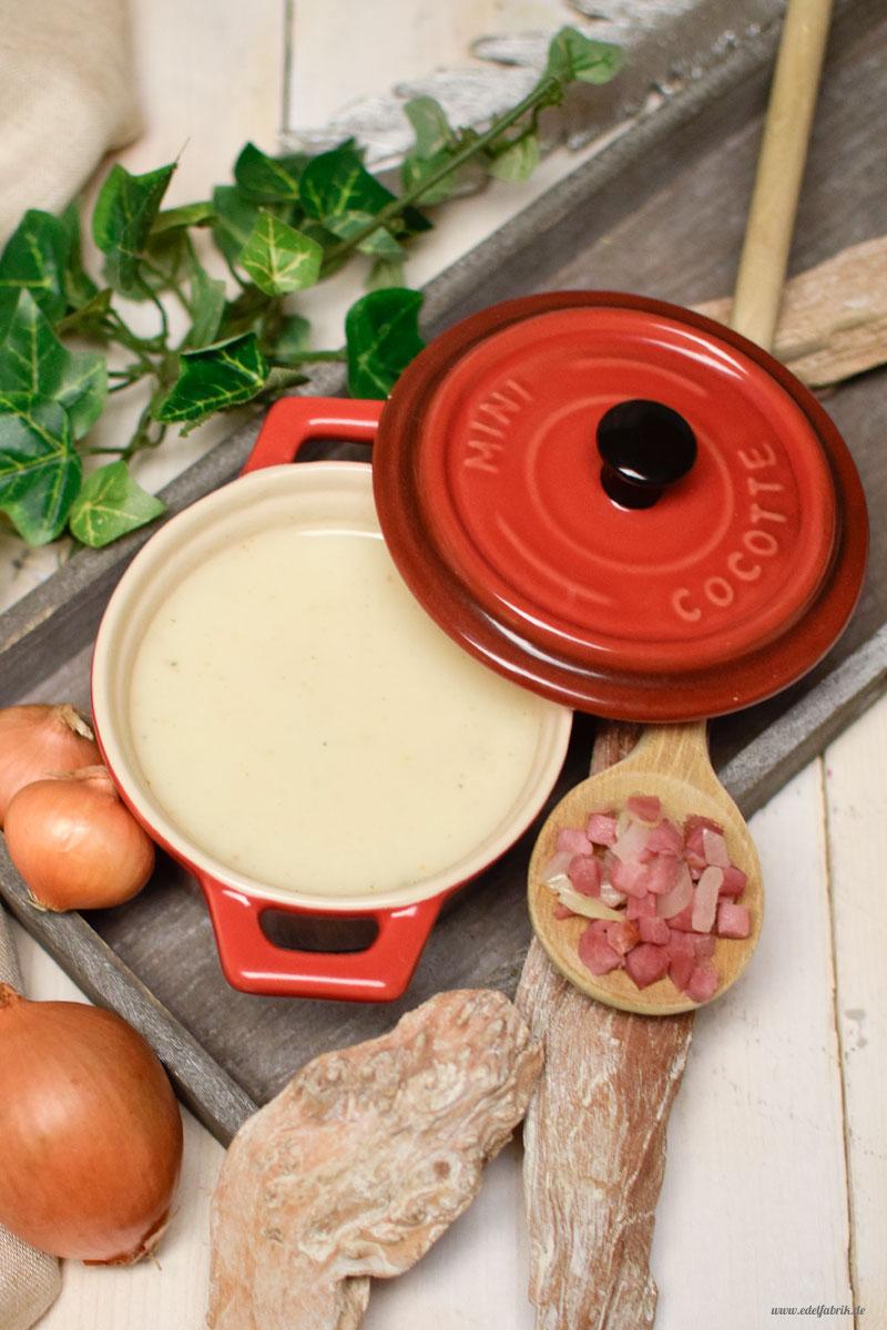 Rezept für fettarme Suppe