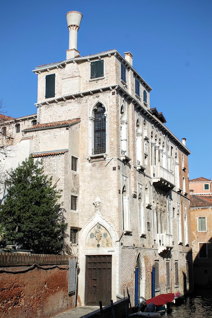 Palazzo Soranzo Sanudo Van Axel, Venice
