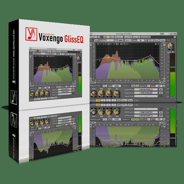 Voxengo GlissEQ v3.11 Full version