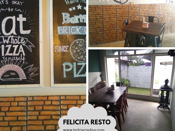 Review : Felicita Resto Steak & Pizza Palangkaraya