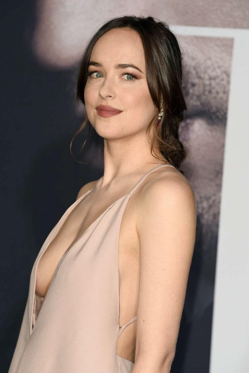 Dakota Johnson – 'Fifty Shades Darker' Premiere in Los Angeles