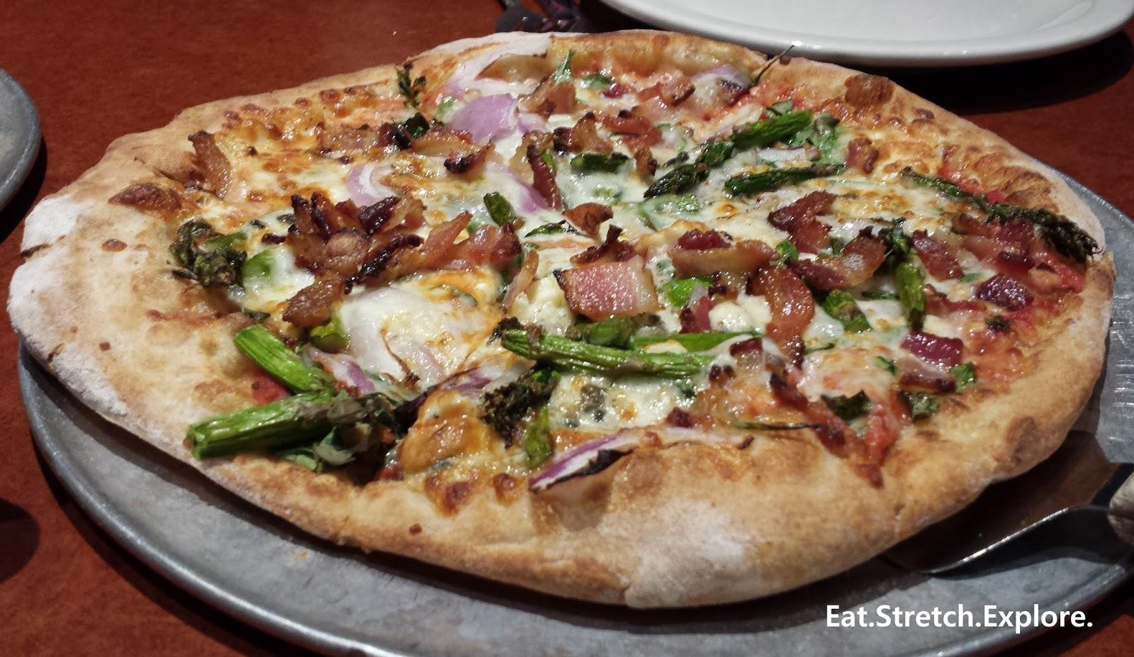 Minneapolis/St. Paul Restaurant Pizza Luce