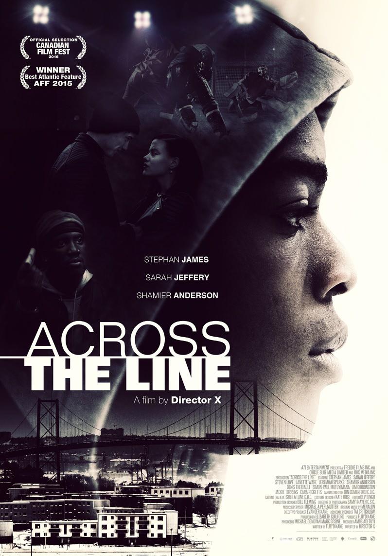 Across the Line 2015