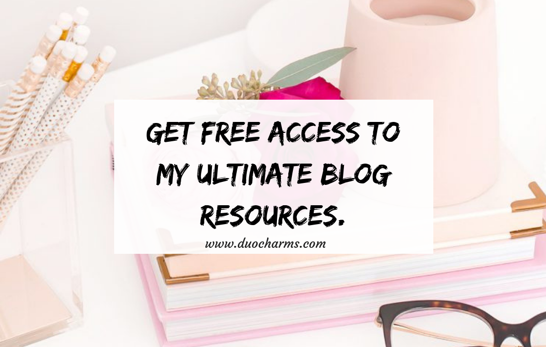 FREE BLOG RESOURCES FOR YOU TO GROW YOUR BLOG.