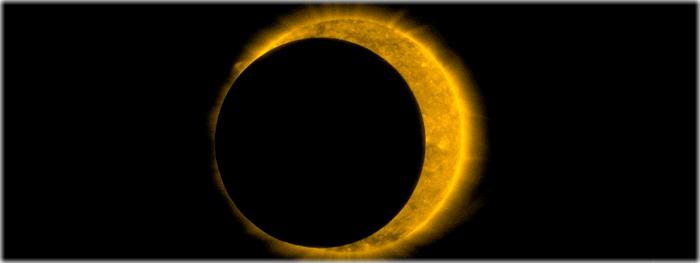 eclipse solar duplo