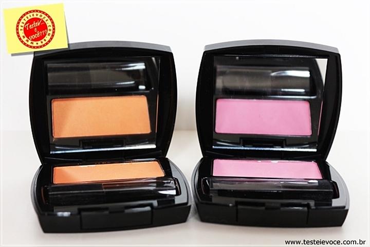 Ideal Luminous Blush (Novas Cores) – Avon