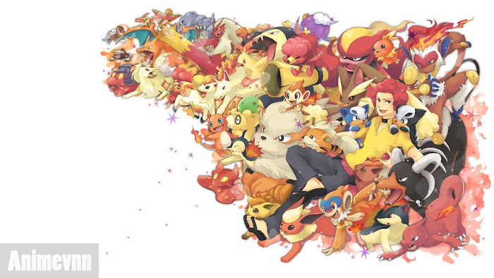 Ảnh trong phim Pokemon Movie 1