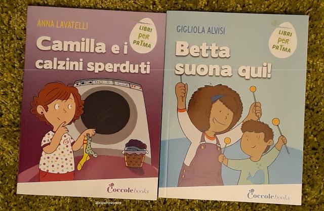 Libri per crescere: Libri per pr1ma