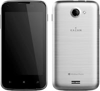 Kazam Thunder 340W Stock rom/Firmware Free Download l Kazam Thunder 340W Flash File Free