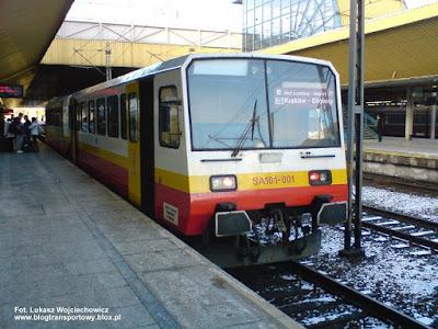 SA101/SA121-001, Kraków Główny