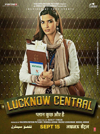 Lucknow Central (2017) Movie Poster