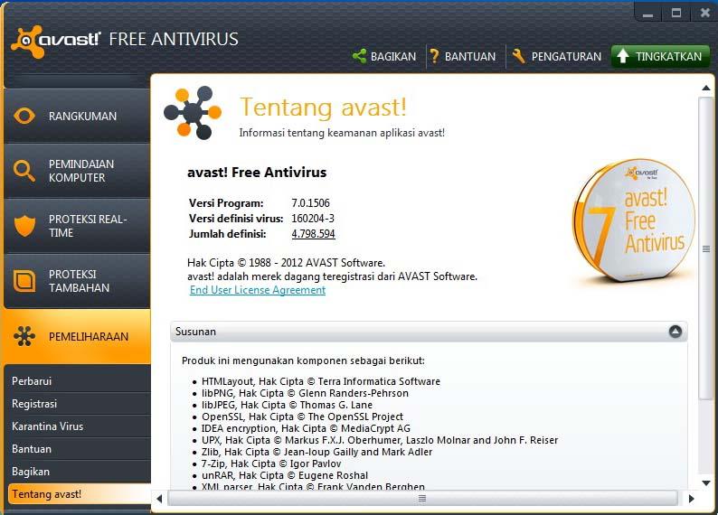 Avast old version apk download
