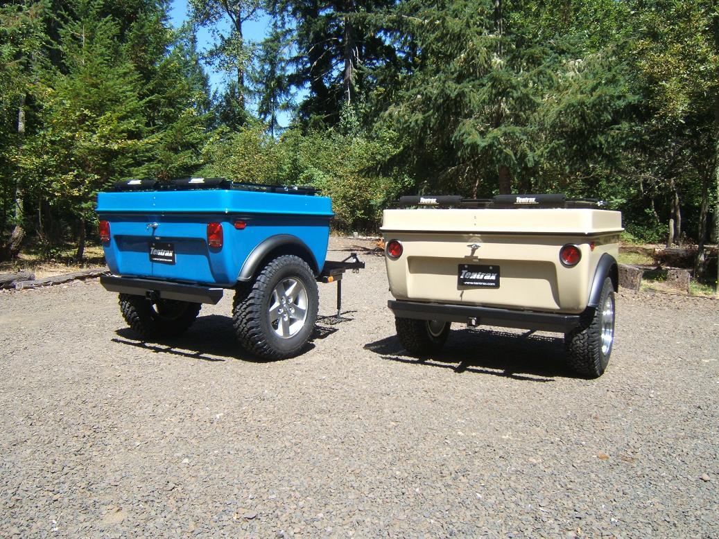 Jeep trailer 4x4