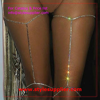 decorative garter belt