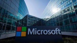 Microsoft switches seats with Amazon as the second most important US organization