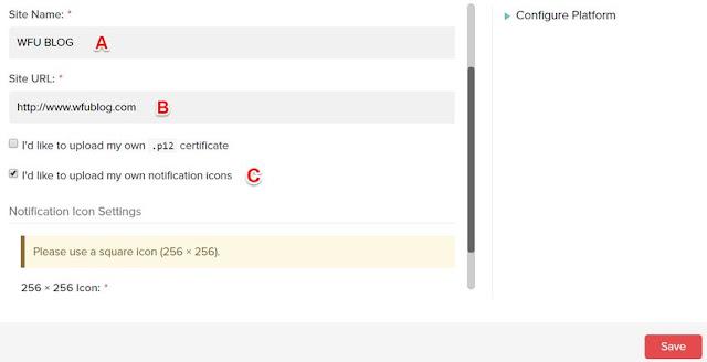 onesignal-web-push-notification-4-讓 Blogger 網站可以向訂閱者發佈通知﹍OneSignal 網頁推播訊息外掛