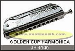 Harmonika Golden Cup JH1040