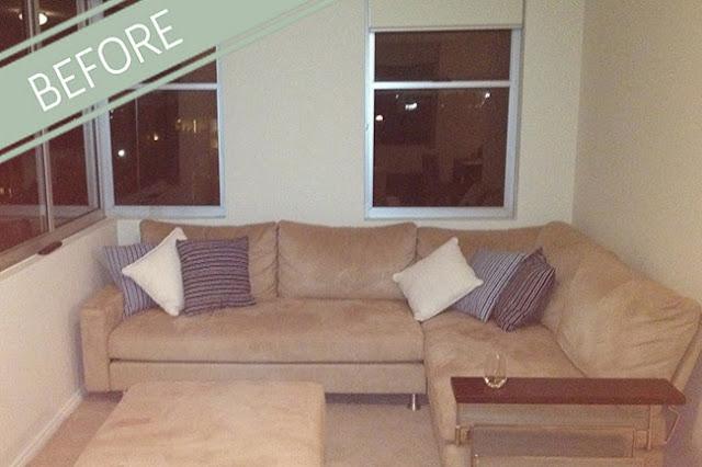 Antes e Depois: redecorar é redescobrir ambientes. Blog Achados de Decoração