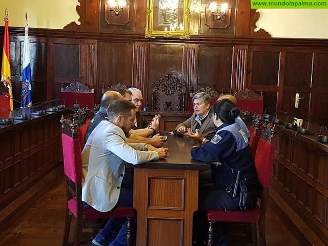 El Los Llanos de Aridane convoca una reunión de seguridad ciudadana
