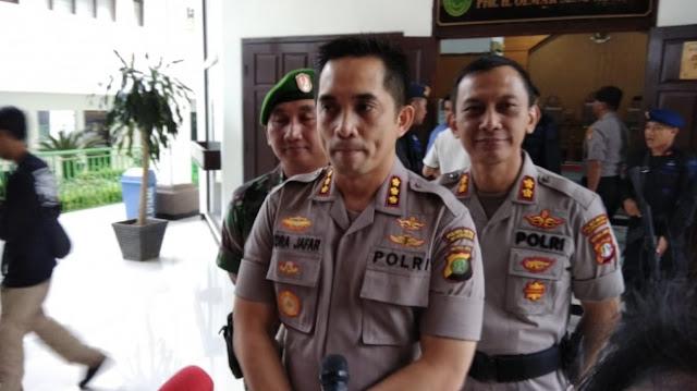 Cegah Hal Tak Diinginkan Saat Sidang Gembong Teroris Aman Abdurrahman, Polisi Lakukan Rencana Taktis Ini...