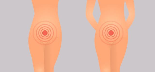 indeparteaza cu usurinta mirosurile din zona intima