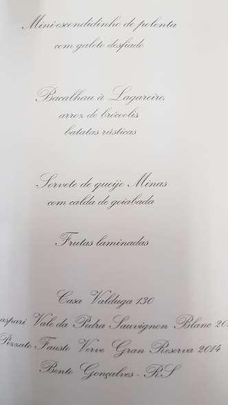 Vinho de Espírito Santo do Pinhal é servido no almoço entre Bolsonaro e Macri