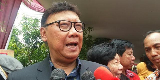 Tjahjo Kumolo : Tak lagi oleh Dikti, Rektor Kini Dipilih Presiden
