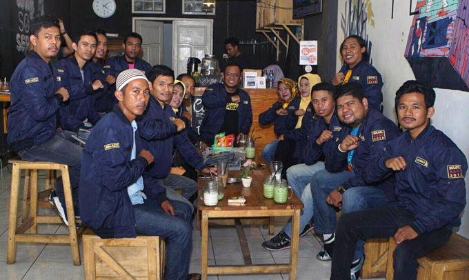 Didominasi Pemuda, Relawan Patriot17 Solid Menangkan NH-Aziz