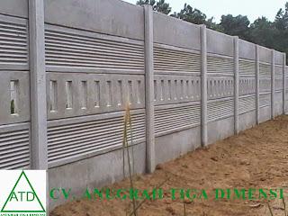 Panel Beton Minimalis