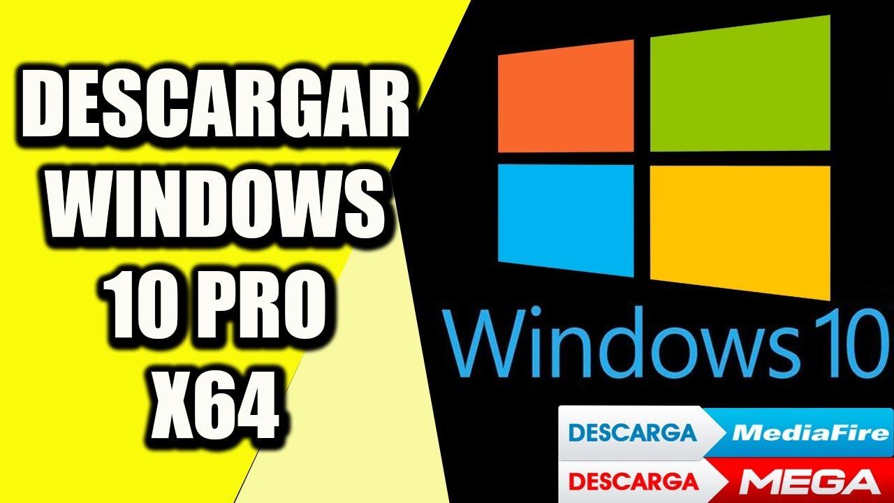 iso windows 10 64 bits 2019 mega