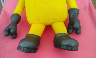 Resultado de imagen de tallaespuma marionetas de gomaespuma