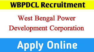 WBPDCL Recruitment 2019, Technician Engineer Recruitment