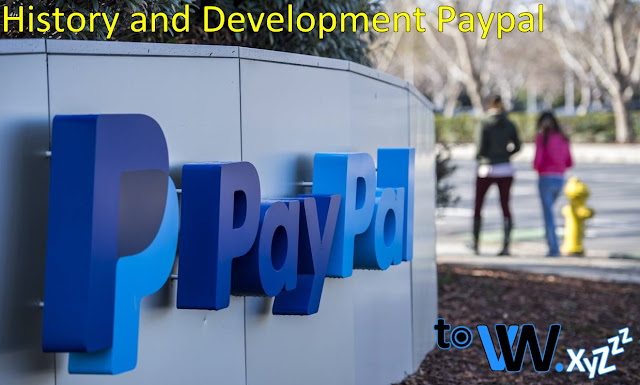 History and Development Paypal