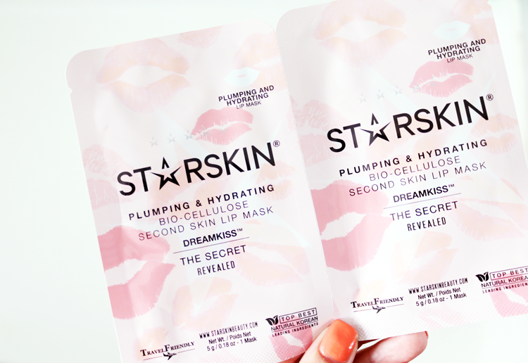 STARSKIN Dreamkiss Lip Mask review
