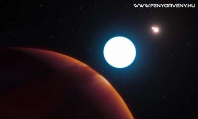 A bolygó, aminek 3 napja van - A Tatooin ehhez képes gyenge kezdő!