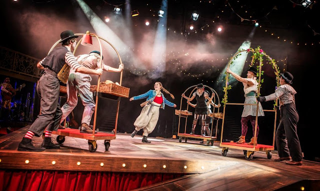 Alice in Wonderland - The Festive Production at Northern Stage
