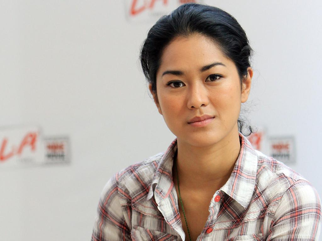 Prisia Nasution - Aktris Indonesia