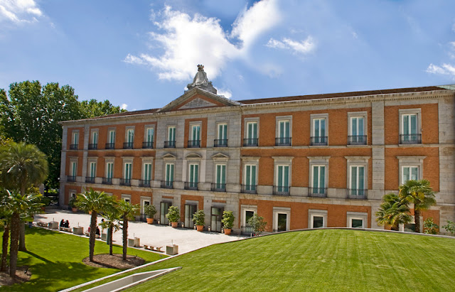 Museu Thyssen, Madri